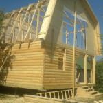 """""""Брусовая дача"""" - Строим деревянные дома и бани из бруса"""