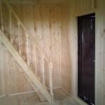 Брусовая дача - отделка брусового дома