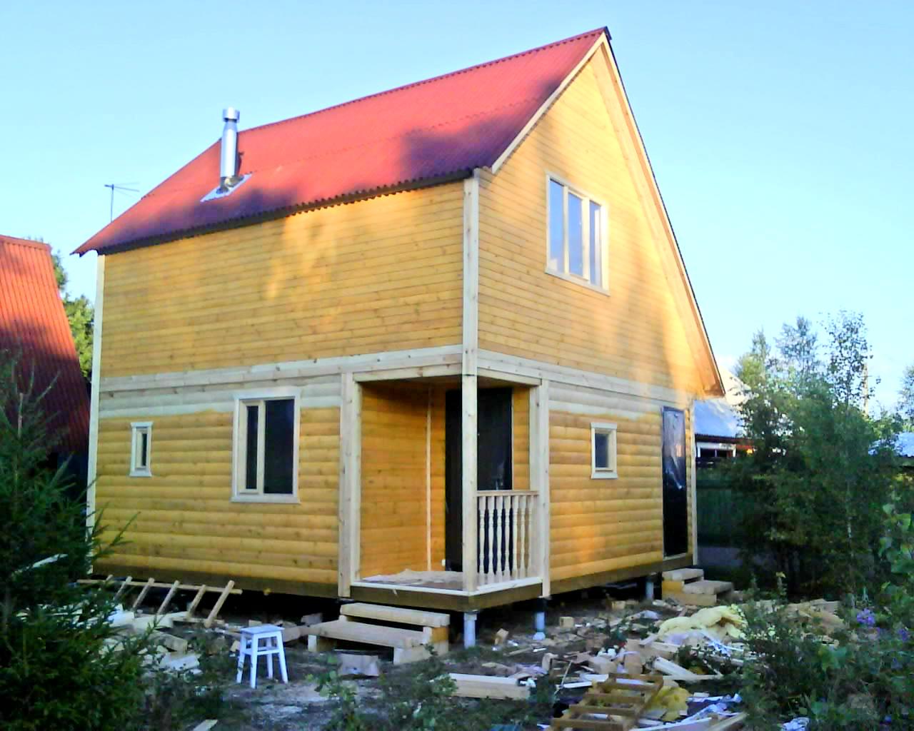 Как выбрать проект будущего дома или что нужно сделать для того чтобы заказать его строительство