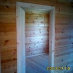 """Внутренняя отделка деревянных домов - """"Брусовая дача"""""""