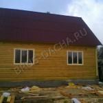 Строительство домов и дач из бруса - Брусовая дача
