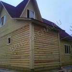 Брусовая дача - Построить деревянный дом из бруса