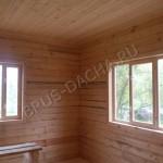 """""""Брусовая дача"""" - Купить построить деревянный дом дачу из бруса"""