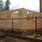 Строим дома и бани из бруса - Брусовая дача