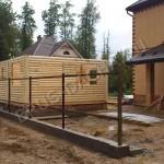 Деревянное строительство - Брусовая дача
