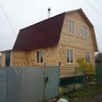 Строительство домов и бань из бруса - Брусовая дача