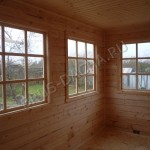 Брусовая дача - Деревянные дома, дачи, бани от производителя