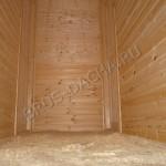 Брусовая дача - Внутренняя отделка брусовых домов