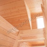Дом, дача из дерева - Брусовая дача