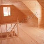 Деревянный дом, дача из бруса - Брусовая дача