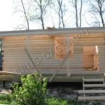 Деревянный дом, дача от Брусовая дача