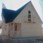 Дом из бруса - Брусовая дача