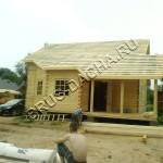 Построить дом, дачу, баню из бруса - Брусовая дача