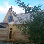 Деревянный брусовый дом - Брусовая дача