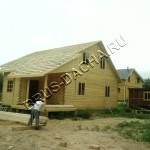 Строим дом из бруса - Брусовая дача