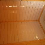 Моечная в перевозных банях - Брусовая дача