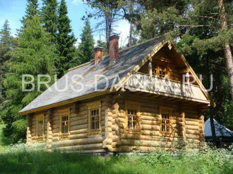 Дом из бруса - мечта которая теперь по плечу каждому