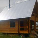 Брусовая дача Дом из бруса