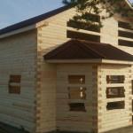 Строим дом из проф. бруса 140х190мм